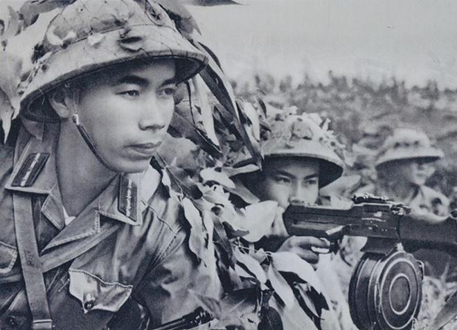 Ông Sơn bị thương, lọt vào tay giặc sau một trận đánh với lực lượng kỵ binh bay của Mỹ.