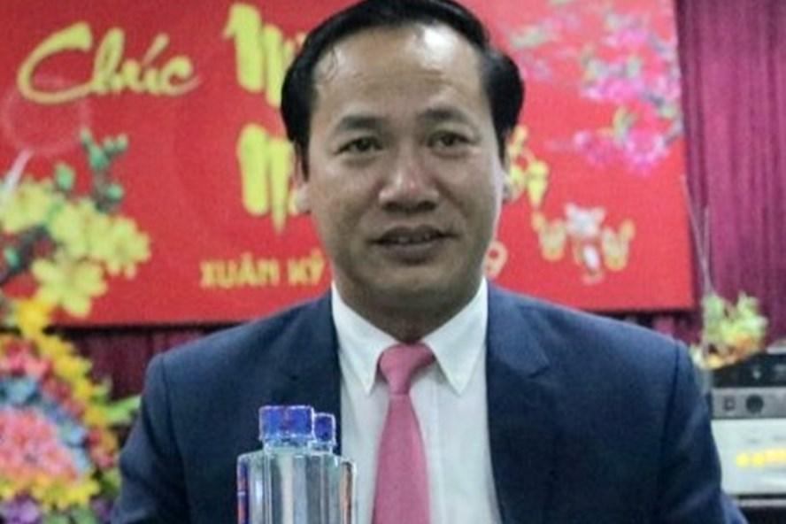 Ông Nguyễn Xuân Đạt - Chủ tịch UBND huyện Quảng Trạch.
