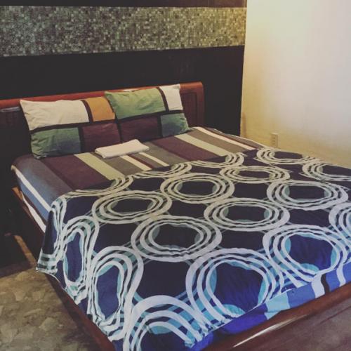 Không gian phòng ngủ ở Maison De Tau. (Nguồn: @bibabaka)