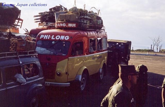 Xe khách tuyến Đà Nẵng - Huế của hãng Phi Long. Ảnh tư liệu.