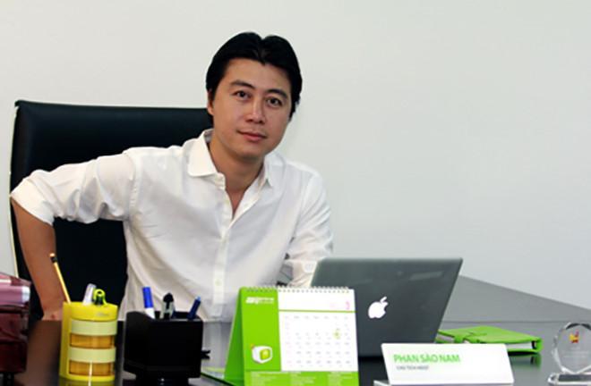 Phan Sào Nam được xác định là một trong số những người cầm đầu đường dây đánh bạc. Ảnh: VTC.