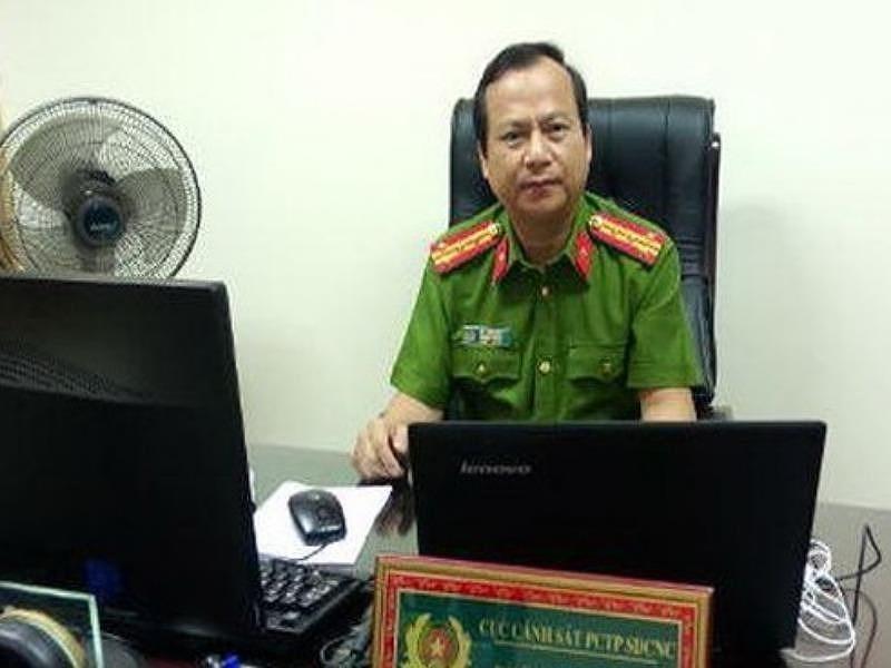 Đại tá Dũng, Phó Cục trưởng C50