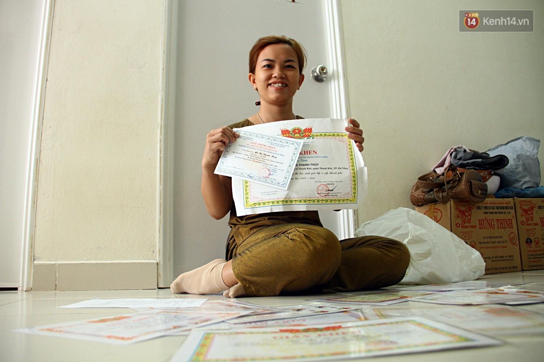 Con cái chăm ngoan, học giỏi là động lực giúp những người phụ nữ đơn thân này vui sống mỗi ngày.