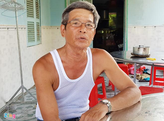 Ông Phạm Văn Chánh. Ảnh: Việt Tường.