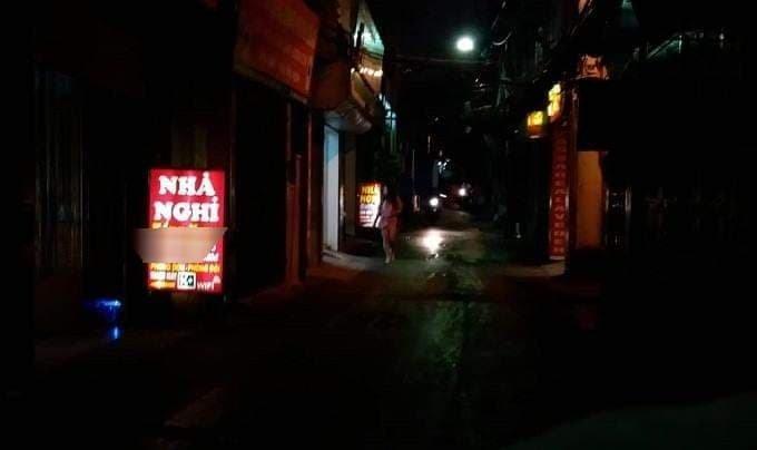 Quanh khu vực Trần Duy Hưng (Cầu Giấy, Hà Nội) có khá nhiều nhà nghỉ.