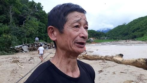 Ông Lò Văn Thiêm vẫn hy vọng sẽ tìm được người con gái mất tích của mình.