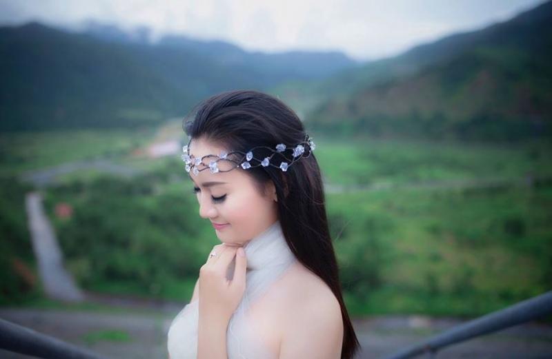 Vẻ đẹp lôi cuốn của những cô gái Thái xứ Mường Lè đến từ chính những đôi mắt biết cười của họ
