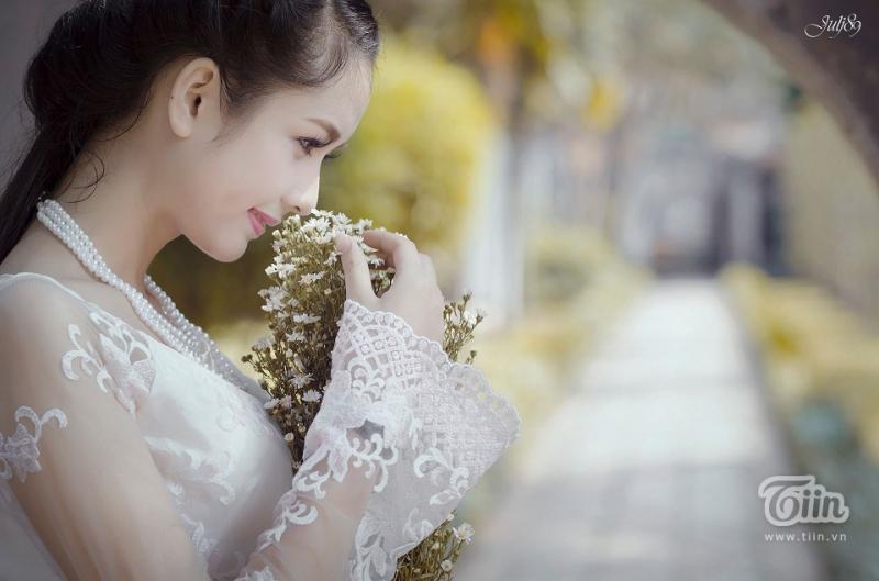 Con gái Tuyên Quang luôn mang đến cho bạn một vẻ đẹp tươi vui, hồn nhiên