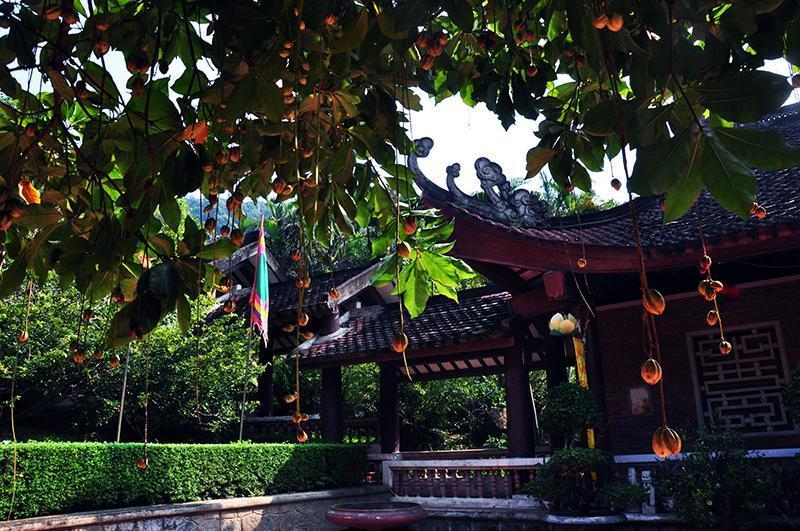 Ngắm khung cảnh Yên Tử khi mùa Thu về như lạc vào cõi thần tiên.