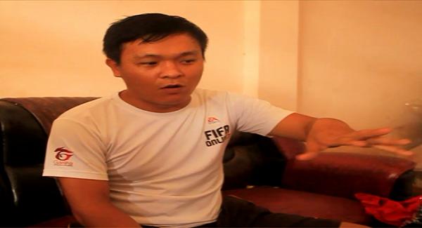 Anh Nguyễn Duy Phương kể chuyện cứu người trong vụ tai nạn kinh hoàng 5 người chết (Ảnh Dân Trí)