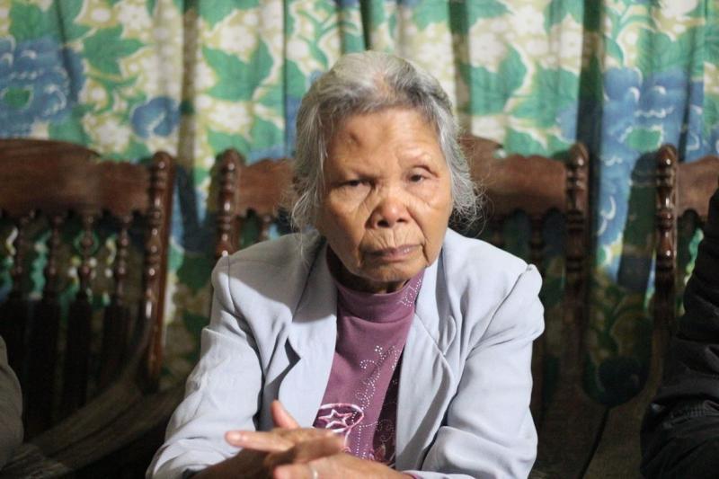 Bà Nga chia sẻ lại vụ án oan mà ba mẹ con phải gánh chịu suốt 28 năm