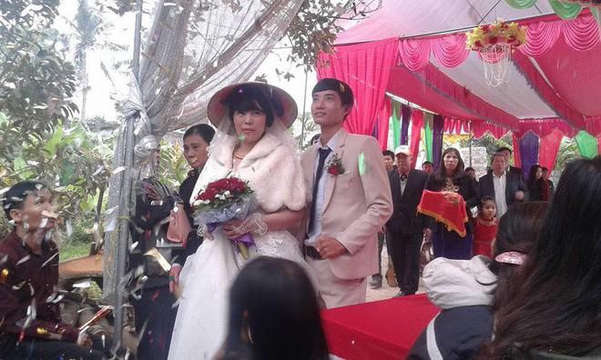 Hình ảnh rước dâu...