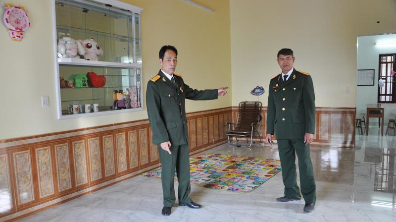 Theo ông Đỗ Văn Tư, nếu có đông học sinh đăng ký tham gia lớp học tình thương, ông Điều sẽ hiến thêm phòng học thứ 2 để mở lớp.