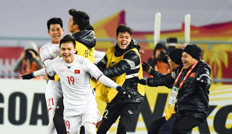 Phần thưởng xứng đáng cho những chiến binh U23 Việt Nam