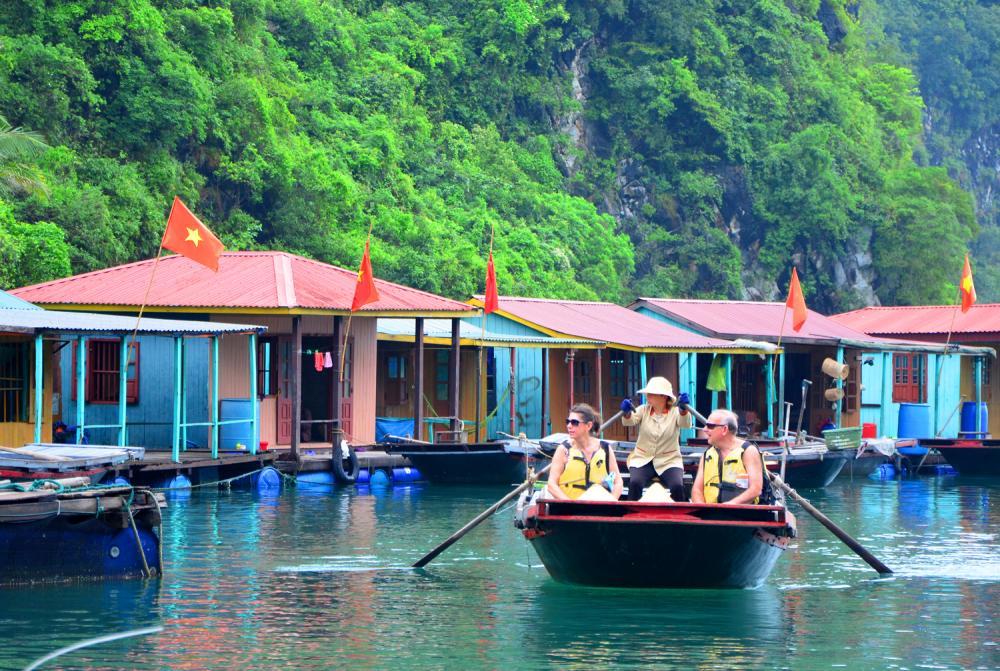 Địa điểm vui chơi lý tưởng không thể bỏ qua ở Quảng Ninh. (Ảnh: thuviendientu.baoquangninh.com.vn)