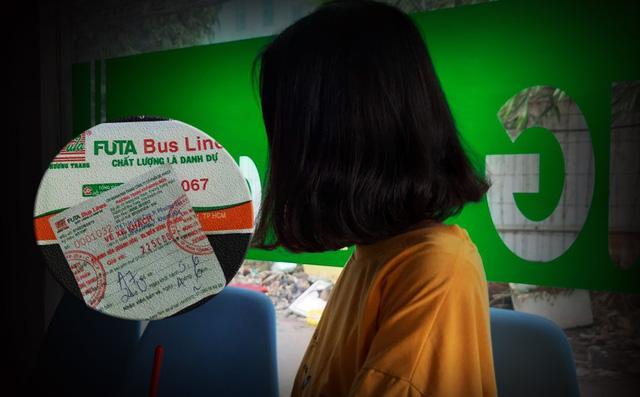 Nữ sinh tố gi.ác tiếp viên hãng xe Phương Trang s.àm s.ỡ.
