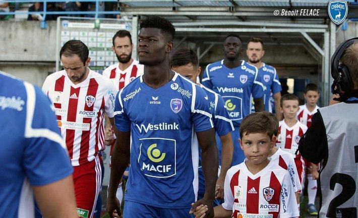 Nếu đến Chamois Niortais FC thử việc, Công Phượng sẽ phải cạnh tranh với nhiều tiền đạo vượt trội về thể hình, thể lực