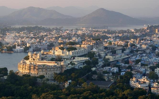 Udaipur, Ấn Độ. Ảnh: BRANDON ROSENBLUM