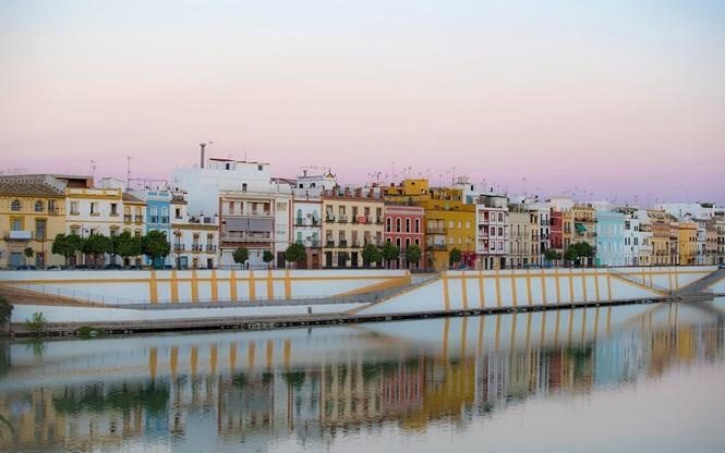 Seville, Tây Ban Nha. Ảnh: DERMOT CONLAN