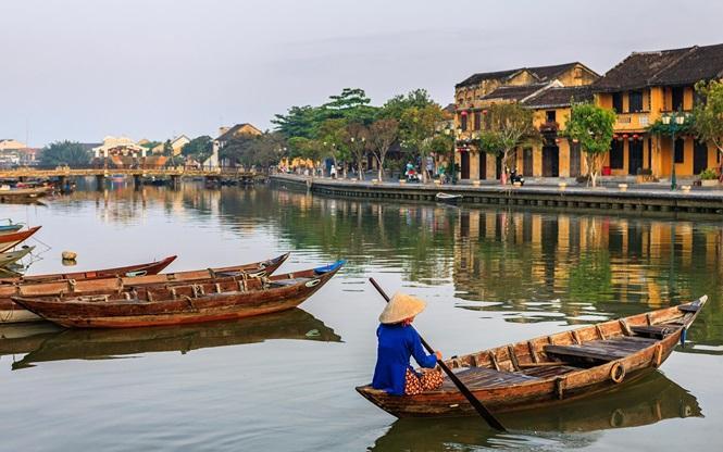 Hội An. Việt Nam. Ảnh: HADYNYAH