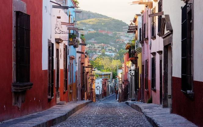 San Miguel de Allende, Mexico. Ảnh: MINT IMAGES/GETTY IMAGES