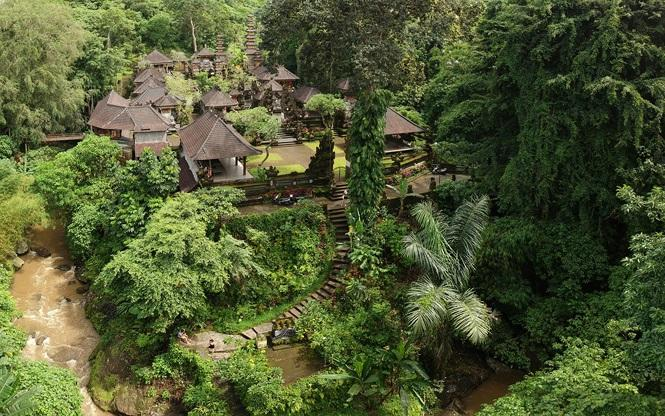 Ubud, Indonesia. Ảnh: TUNART