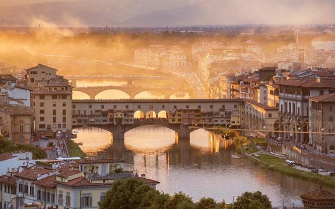 Florence, Ý. Ảnh: SUTTIPONG SUTIRATANACHAI