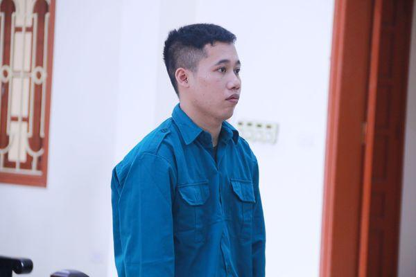 Bị cáo Nguyễn Công Hoan.