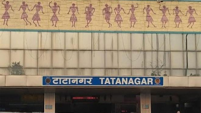 Nhà ga nơi nạn nhân bị bắt cóc
