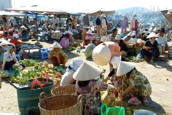 Chợ Đông Hà map
