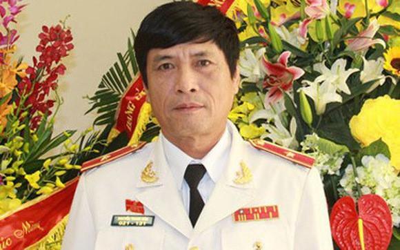 Thiếu tướng Nguyễn Thanh Hóa - nguyên Cục trưởng Cục trưởng Cục Cảnh sát phòng chống tội phạm sử dụng công nghệ cao C50, Bộ Công an