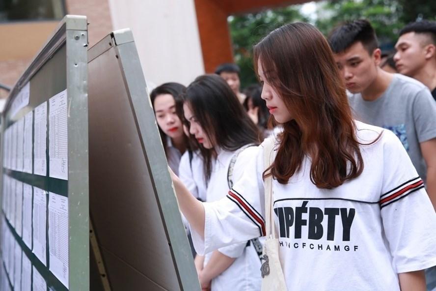 Sinh viên sư phạm sẽ được hỗ trợ vay tiền để đóng học phí và các loại phí sinh hoạt khác. Ảnh minh họa: Hải Nguyễn.