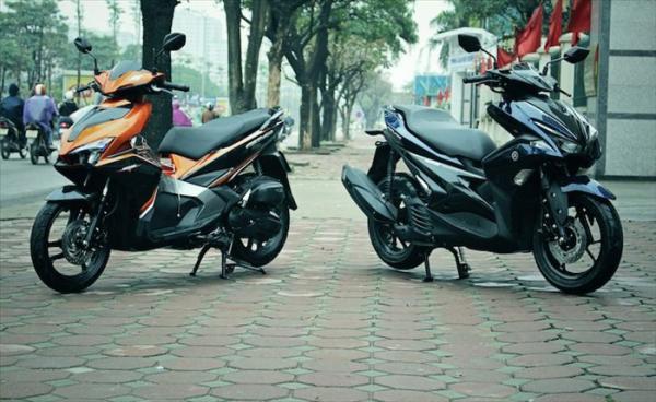 Chọn Honda Air Blade hay Yamaha NVX trong tầm tiền 40 triệu đồng để chơi Tết?