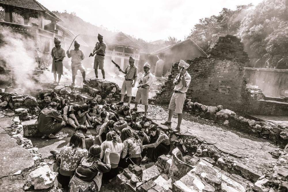 Việc tái hiện những khoảnh khắc lịch sử này không những giúp cho các bạn theo học hiểu hơn về giá trị sâu sắc của lịch sử.
