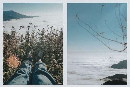 Biển mây ở Tà Xùa
