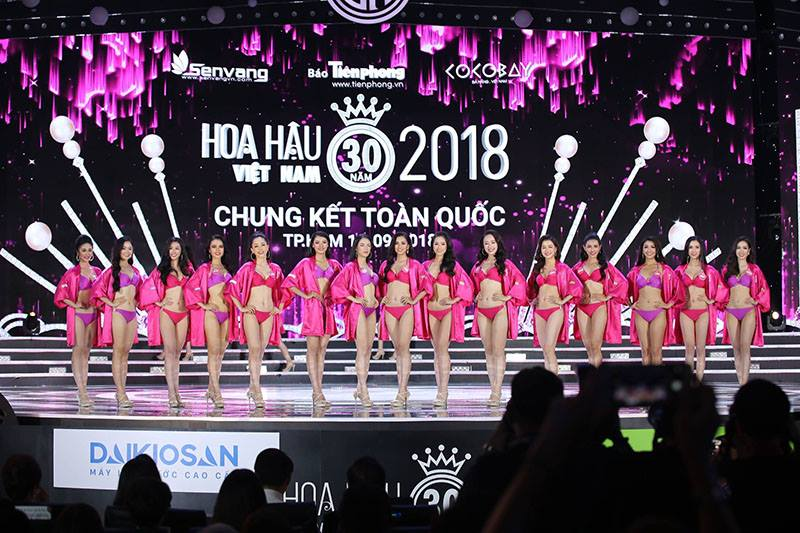 Top 15 người đẹp. Ảnh: VietNamNet