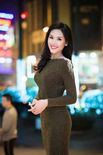 Hoa hậu biển Nguyễn Thị Loan