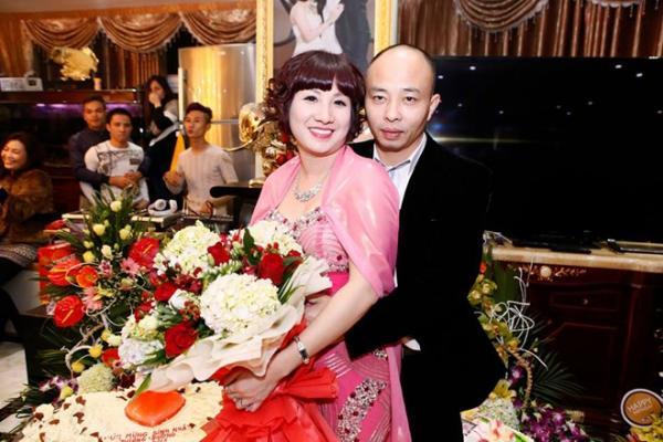 Vợ chồng doanh nhân Nguyễn Thị Dương được nhiều người ngưỡng mộ. (Ảnh: VietQ)