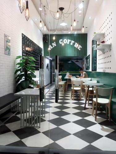 Không gian bên trong quán A.N Coffee (Nguồn: A.N Coffee)
