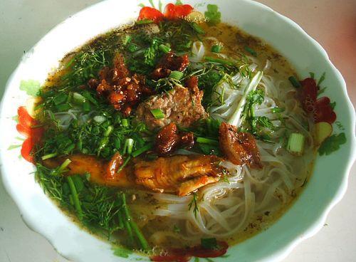 Ấm lòng bát canh cá Quỳnh Côi. (Nguồn: danviet.vn)