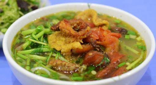 Canh cá Quỳnh Côi - Niềm tự hào của người dân Thái Bình. (Nguồn: dasavina.org)
