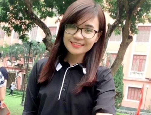 Thủ khoa Lương Thị Giang.