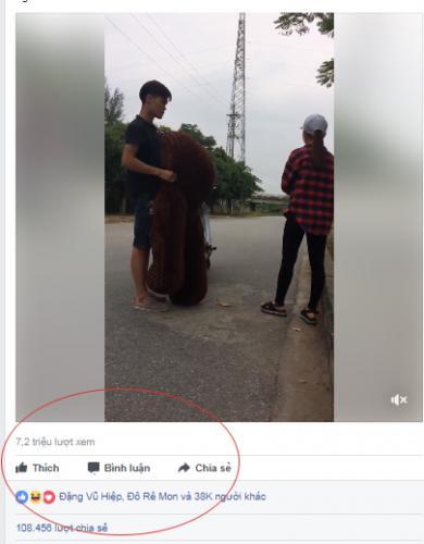 """""""Thánh tán gái"""" Thái Bình bật mí điều chưa biết về clip cán mốc 7,2 triệu lượt xem sau gần 1 ngày đăng tải"""