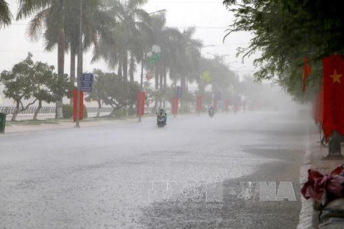 Dự báo thời tiết tuần này: Cả nước vẫn còn mưa chiều tối và đêm. Ảnh minh họa: TTXVN