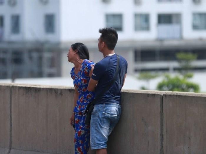 Đau lòng hơn nạn nhân đang mang thai tháng thứ 6.