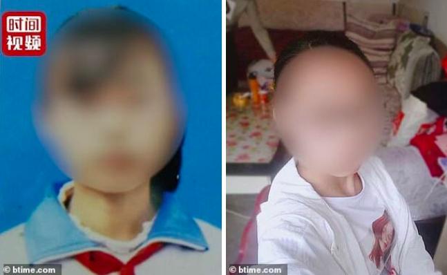 Nạn nhân Lưu Vũ, 15 tuổi bị sát hại bởi những thanh thiếu niên đồng trang lứa