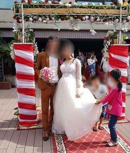 Tối hôm trước vừa ôm vợ, hôm sau anh chồng này đã làm đám cưới với bồ nhí