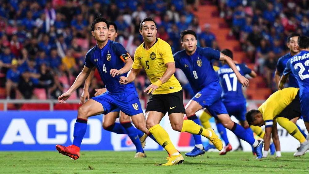 Talaha là một trong những người chơi nổi bật nhất bên phía Malaysia