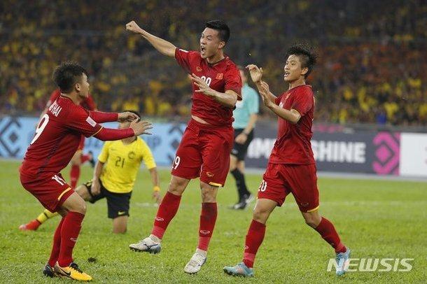 Báo Hàn Quốc dù tiếc cho tuyển Việt Nam nhưng tin thầy trò HLV Park Hang Seo sẽ ẵm cúp ở Mỹ Đình