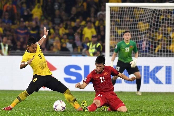 Các trung vệ ĐT Việt Nam chơi rất hay nên Văn Lâm không phải quá vất vả.